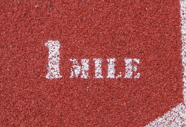 Śledź 1 milę