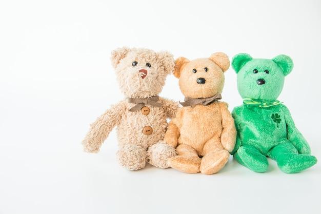 Śliczne lalki i gang, zespół zabawki