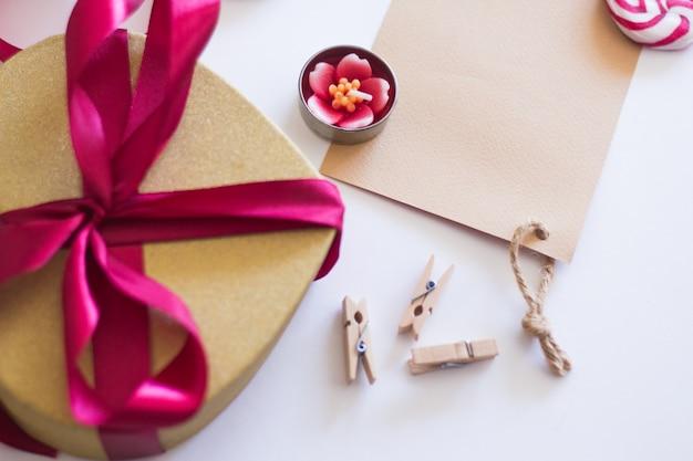 Śliczny list miłosny