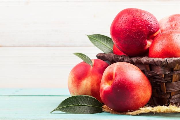 Słodka nektaryna