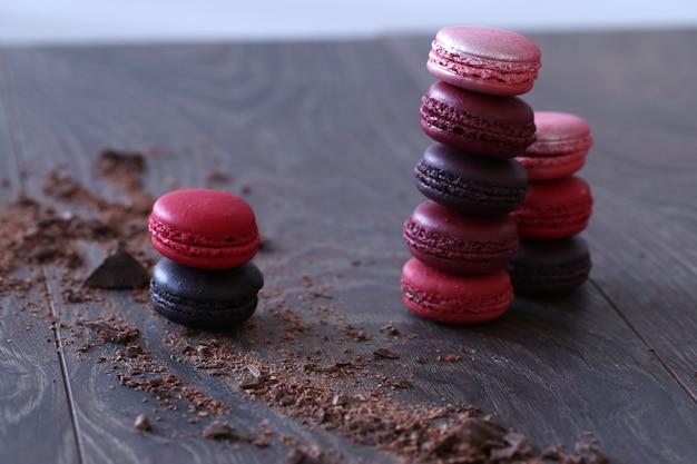 Słodki cukierek z czekoladą