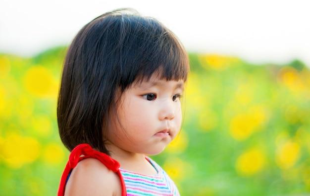 Słodkie, azjatyckie dzieci
