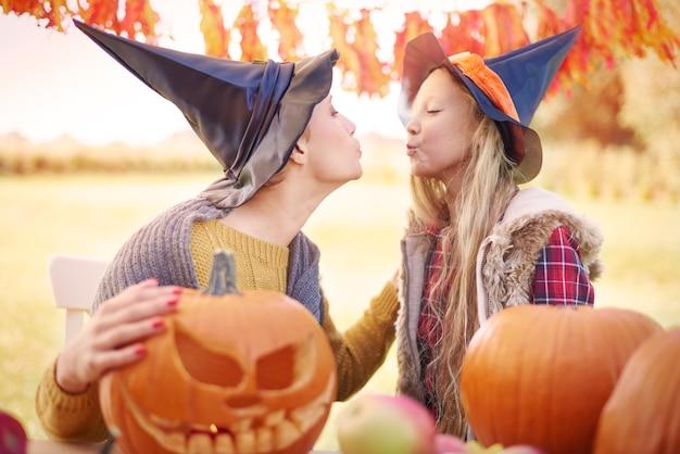 Słodkie buziaki dla ciebie kochanie