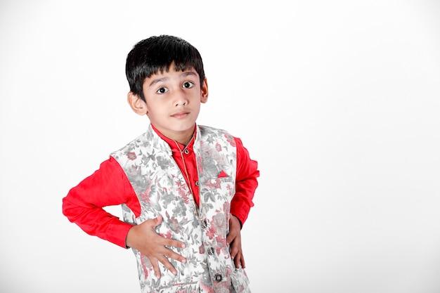 Słodkie dziecko indyjskie