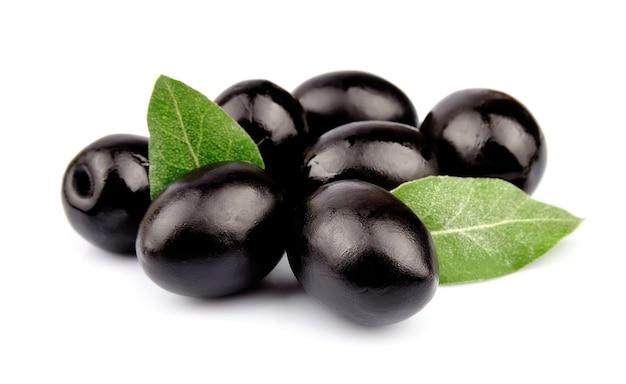 Słodkie oliwki z bliska
