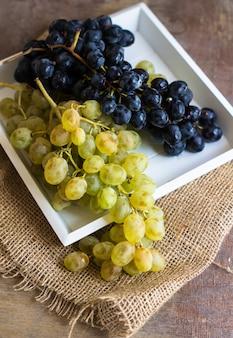 Słodkie owoce, widok vintage