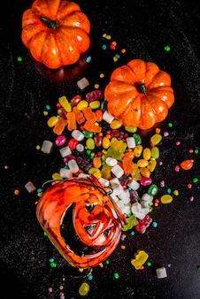 Słodycze halloween