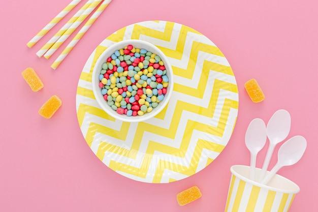 Słodycze na imprezę birtdhday