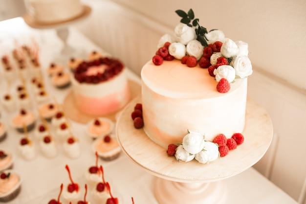 Słodycze weselne i desery