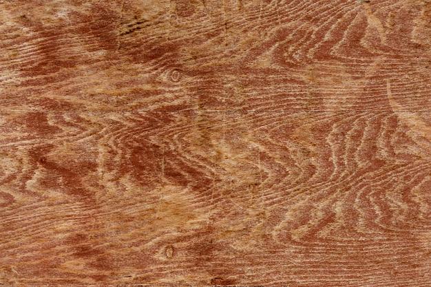 Słoje drewna ze zużytą starą powierzchnią