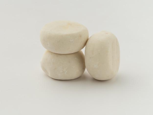 Słony suchy kurt. krajowy produkt z kwaśnego mleka azji środkowej