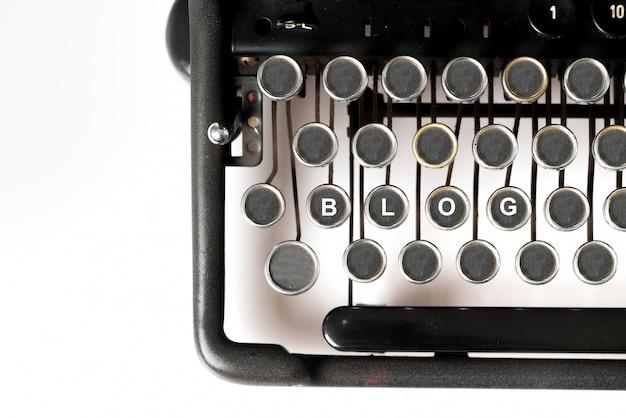 Słowo kluczowe projektowanie stron internetowych zamknij się w stylu retro do pisania w studio