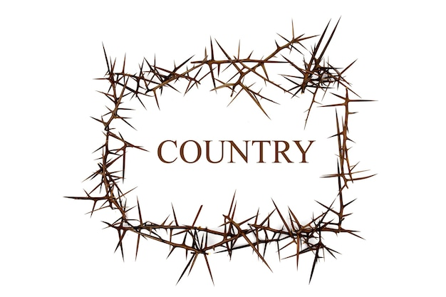 Słowo kraj wśród cierni. pojęcie bezpieczeństwa państwa.