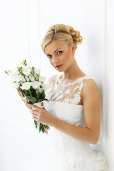 Ślub. piękna panna młoda