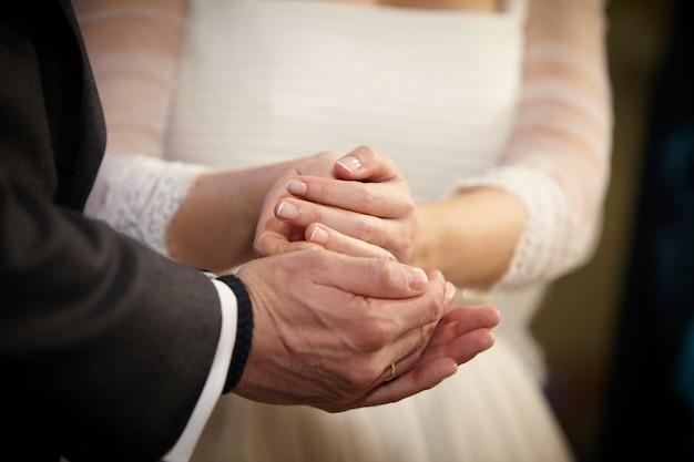 Śluby pary młodej