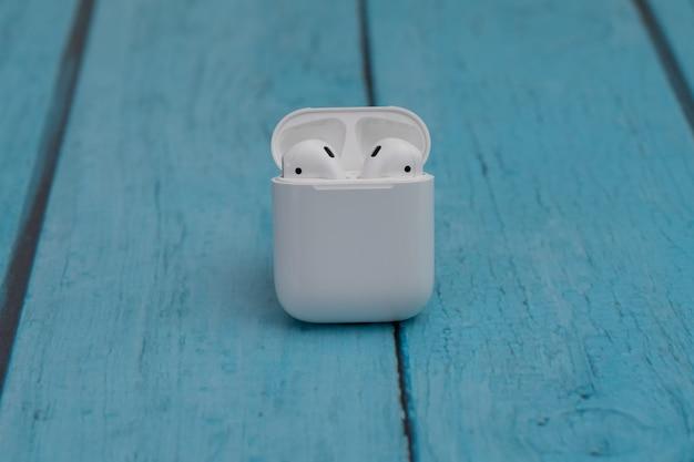 Słuchawki bezprzewodowe nauszniki