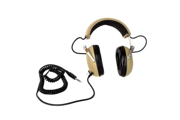 Słuchawki hi-fi w starym stylu