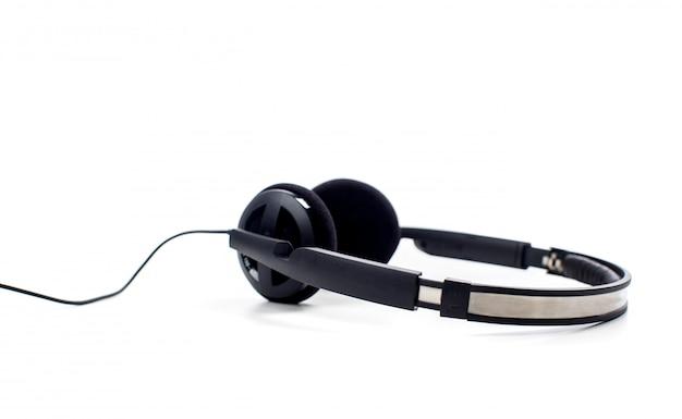 Słuchawki. odosobniony