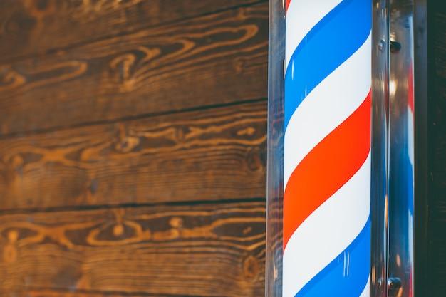 Słup fryzjerski