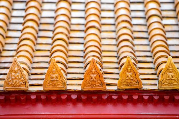 Słynna marmurowa świątynia benchamabophit z bangkoku w tajlandii