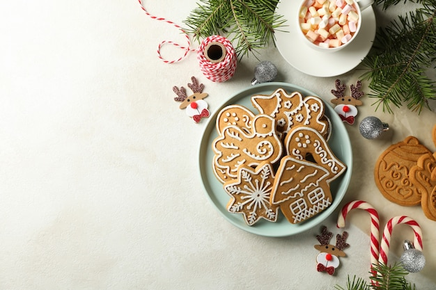 Smaczne domowe ciasteczka świąteczne