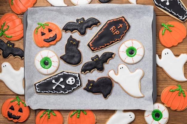 Smakołyki na halloweenowe domowe przyjęcie