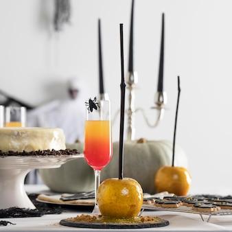 Smakołyki na imprezę halloweenową