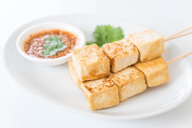 Smażony tofu