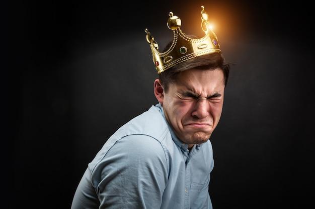 Smutny książę
