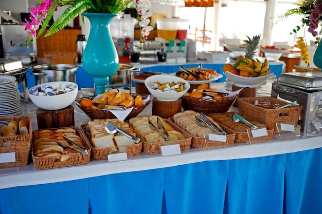 Śniadanie w hotelu?