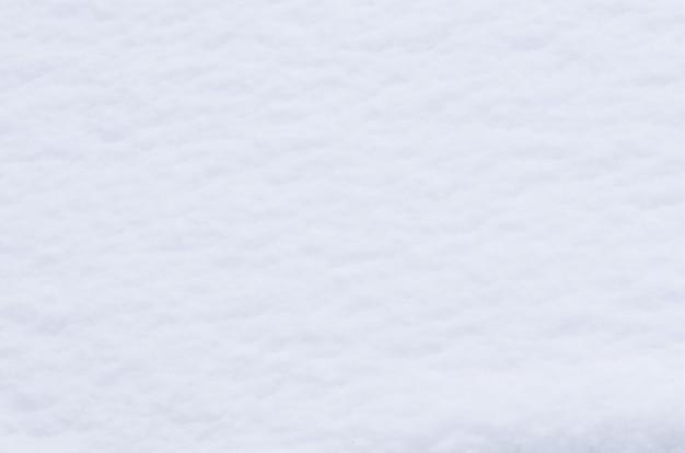 Śnieżna tło tekstura