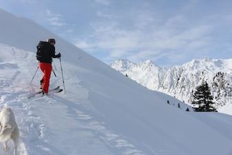 Snow Mountain Ski