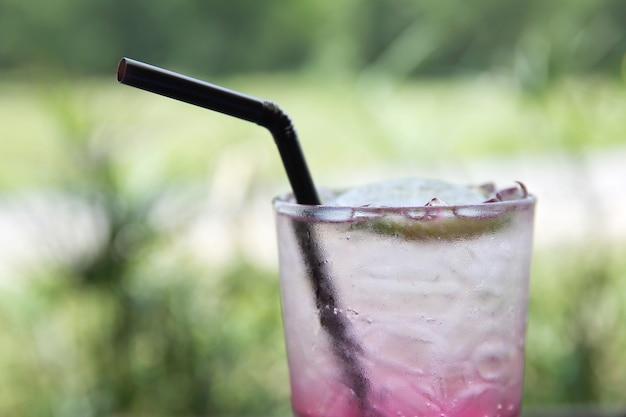 Soda truskawkowa
