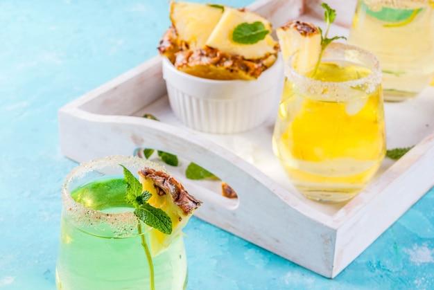 Sok ananasowy margarita