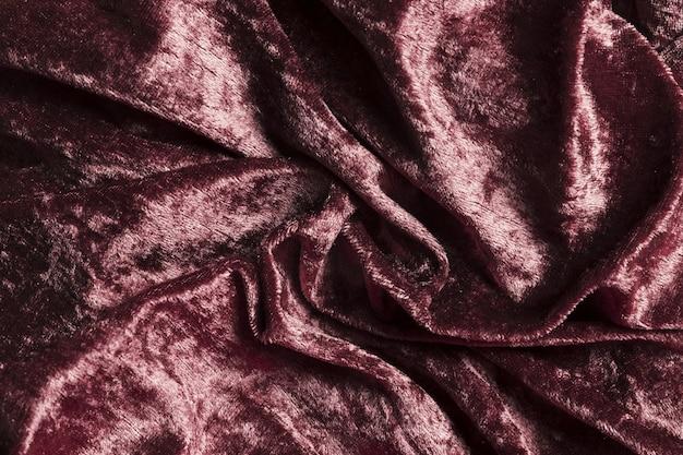 Solidne, okrągłe tkaniny retro na zasłony