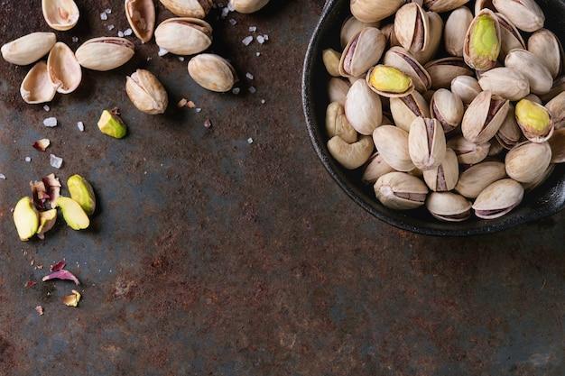 Solone pistacje pieczone