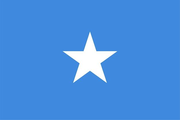 Somalijska flaga somalii