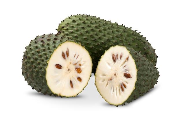 Sour sop, prickly custard apple. (annona muricata l.) leczenie raka.