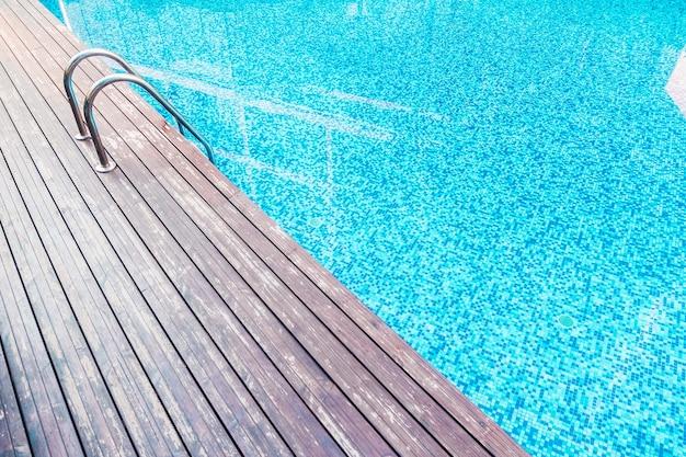 Spa mokre basenie stalowa hotelu