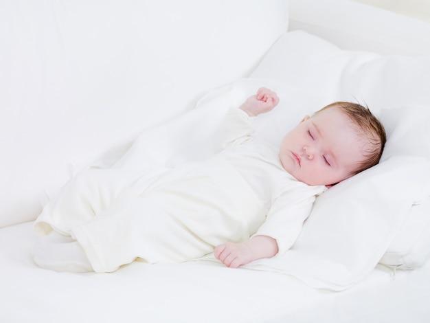 Śpiące noworodek