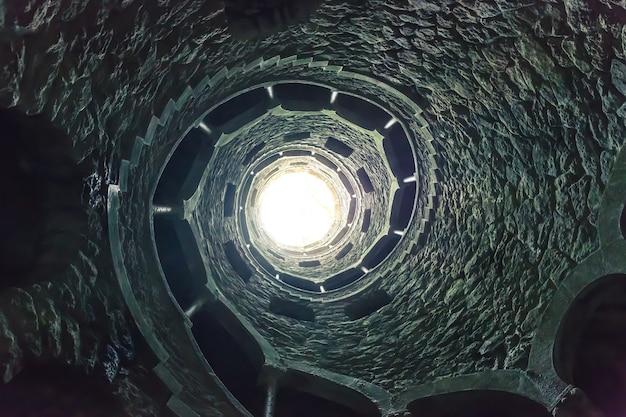 Spiralny tunel