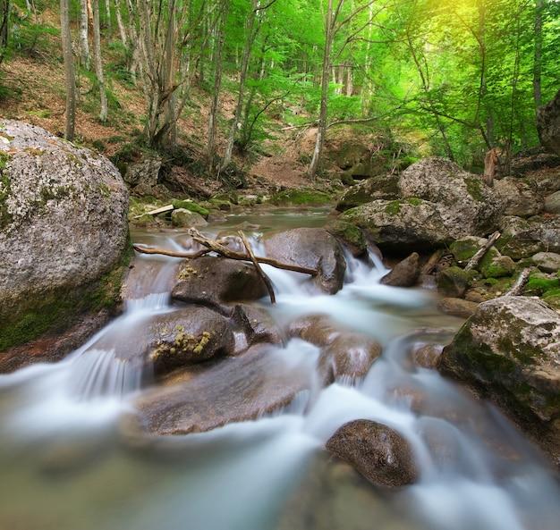 Spływ wiosenny.