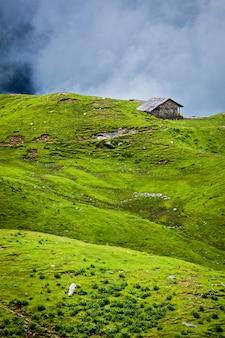 Spokój spokojna samotna sceneria