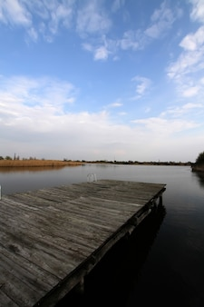 Spokojne jezioro