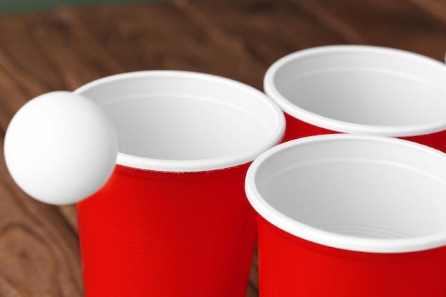 Sport na imprezach studenckich. pong do piwa