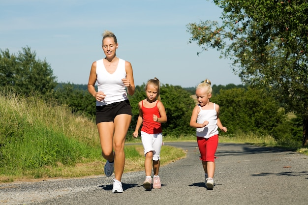 Sport rodzinny