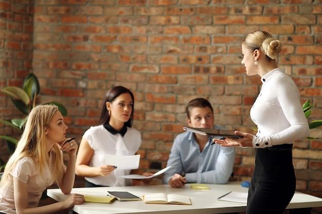 Spotkanie biurowe