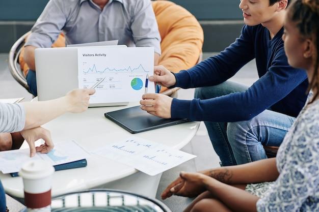 Spotkanie menedżerów marketingu
