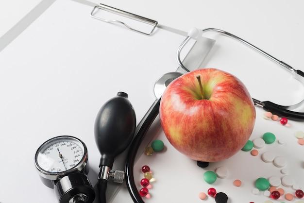 Sprzęt apple i medic
