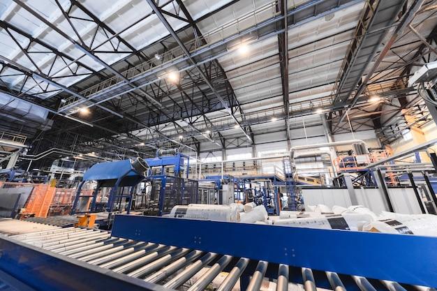 Sprzęt do produkcji włókna szklanego w produkcji